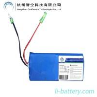 Batería de iones de litio de 21,6 V y 2,6 Ah para scooter eléctrico (resplandor)