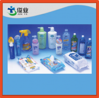 Printed Colorful Adhesive Stickers for Cosmetics