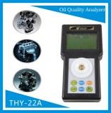 Lubricating oil quality testing machine