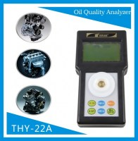 Lubricating oil quality testing machine