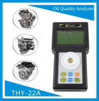 On-site used engine oil quality tester