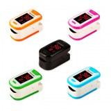 Five Colors Heart Rate Finger Pulse Oximeter SpO2 Easeai CE M230A