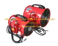 Sigle Phase antidéflagrant Portable ventilateur