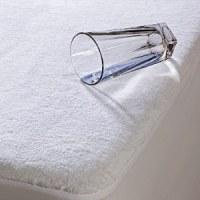 Incontinencia Protector de colchón (Hoja de protección de poliuretano laminado Colchón)