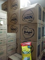Nestle Nido Kinder 1+ Red Cap Nido Milk Powder 400g English and Arabic Text
