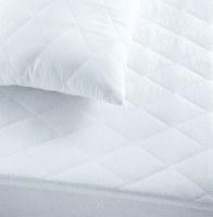 Impermeable acolchado Algodón colchón Protectores (colchón pad, Colchón Toppers)