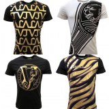 Fournisseur Tee Shirts 2018 Versace Jeans Homme