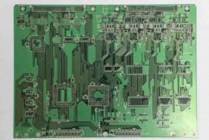 4 Layers Lead-free HASL Industrial Control PCB board