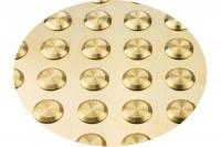 Brass Tactile Paving