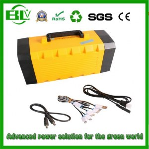 12V80Ah Lithium Backup Power Supply for Camping/Home Spare UPS