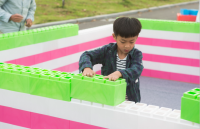 Large blocks building toys for children and adult connectable blocks best toy blocks children's...