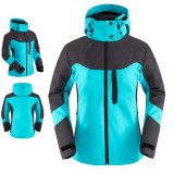 3 in1 chaqueta impermeable chaqueta transpirable