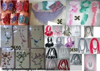 Lotes URGENTE joyas y accesorios 2 €, 3 €, 3 € 50