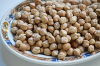Garbanzos Kabuli secos / Garbanzos salados