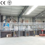Professional fish feed processing line