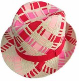 Handmade Women Fedora Hats for Women