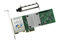1000base Quad Port SFP NIC Card
