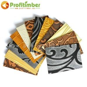 Fábrica Proporcionar 3D Panel de pared decorativo