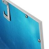 Wattage adjustable and color tunable flat panel light