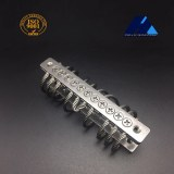 30G Shock Absorption Vibration Protection GH-40A Wire Rope Isolator For Military Defence