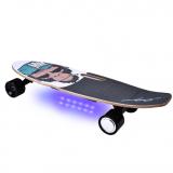 IU Smart K1 25/30 mph 150w Portable Electric Road Skateboard