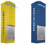 Emergency Phone Tower