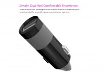 2.1A Single USB Mobile Car Charger for Huawei P8