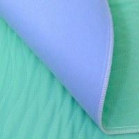 4 capas a prueba de agua reutilizable Incontinencia cojines de cama (lavables Bajo pads)