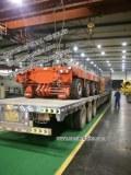 4 6 ejes Pst SL Remolque transportador modular autopropulsado Spmt