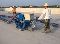 Movable Floor Sand Blasting Polisher Machine