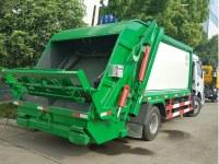Side Loader Garbage Trucks