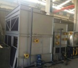 Closed Circular Cross Flow Cooling Tower(AHC)