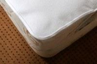 Impermeable de PVC / Vinyl Coated Terry colchón Protectores (cojines de cama Incontinen...)