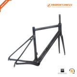 Popular 700C cycling frame carbon road bike 700C light weight carbon fiber bicycle fra...