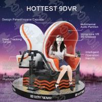 Amazing 9d virtual reality cinema equioment