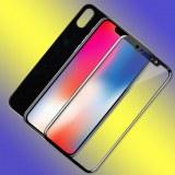 Protector de pantalla de cristal moderado curvo del teléfono celular de la cubierta 3D...