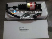 XCMG spare parts-loader- LW500F -Fuel shut-off solenoid