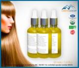Huile d'argan pure biologique 50 ml / 1.66 fl oz avec compte-gouttes et service de l'étiquetage...