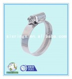 German Types Carbon Steel High Quality Hose Clamp For All Size