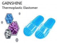 Wearable Thermoplastic Elastomer for Plastic Slippers