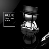 Cartoon doll magnetic phone car mount cellphone 360 degree rotating
