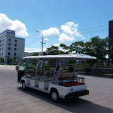 IU Smart I2 2/4/6 Seater Street Legal Electric Sightseeing Golf Cart