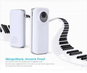 4400mAh 18650 Mobile Power Pack Mini Portable Charger