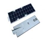 40W integrado solar alumbrado público LED , luz de calle solar, iluminación vial , de...