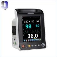 Equipos de terapia de examen JQ-6213 Monitor de paciente de emergencia de ambulancia