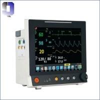 JQ-6307 Plus Cámara de cuidados intensivos portátil capnograph etco2 monitor de pacient...