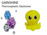 Transparent Color Thermoplastic Elastomer for Toys