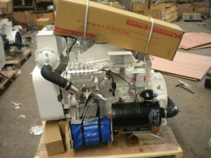 Cummins 6BTA marine engine