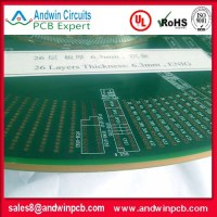 Multilayer PCB manufacturer run fast delivery