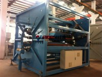 HDPE water pipe extrusion machine